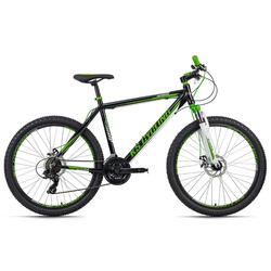 VTT semi-rigide 26'' aluminium Compound KS Cycling