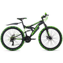 VTT Tout Suspendu 26'' Bliss Pro KS Cycling