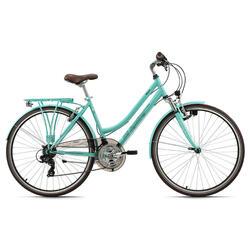 Trekking fiets dames 28'' Vegas blauw KS Cycling