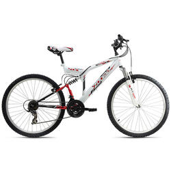 Fully Mountainbike 26'' Zodiac KS Cycling
