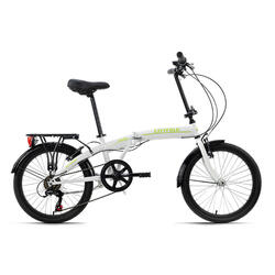 Vouwfiets 20'' Cityfold wit KS Cycling