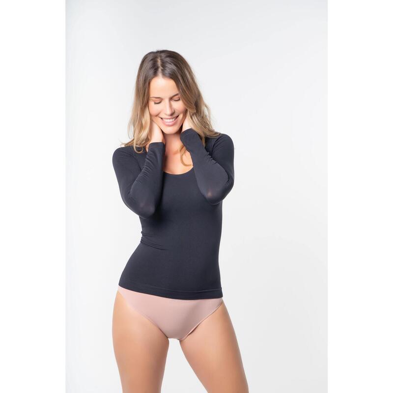 T-shirt gainant sans coutures 3D, Funny