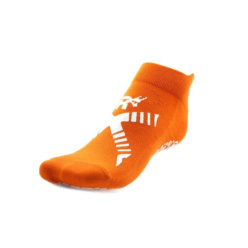 calcetines de natación para niños piscina naranja