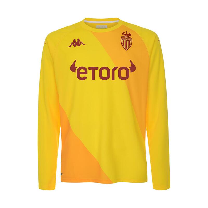 Maillot gardien domicile AS Monaco 2021/22