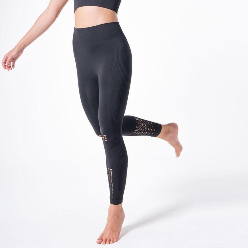Legging sans couture de compression et modelant, Shima.