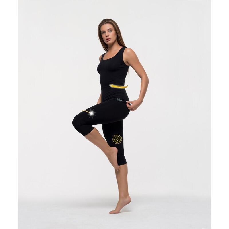 Set:Legging & Slimming Sports Shirt, Noah