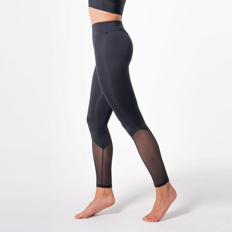 Legging de compression taille extra haute, Biker