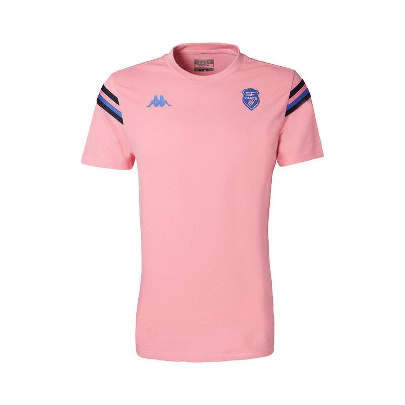 T-shirt Stade Français 2021/22 fiori