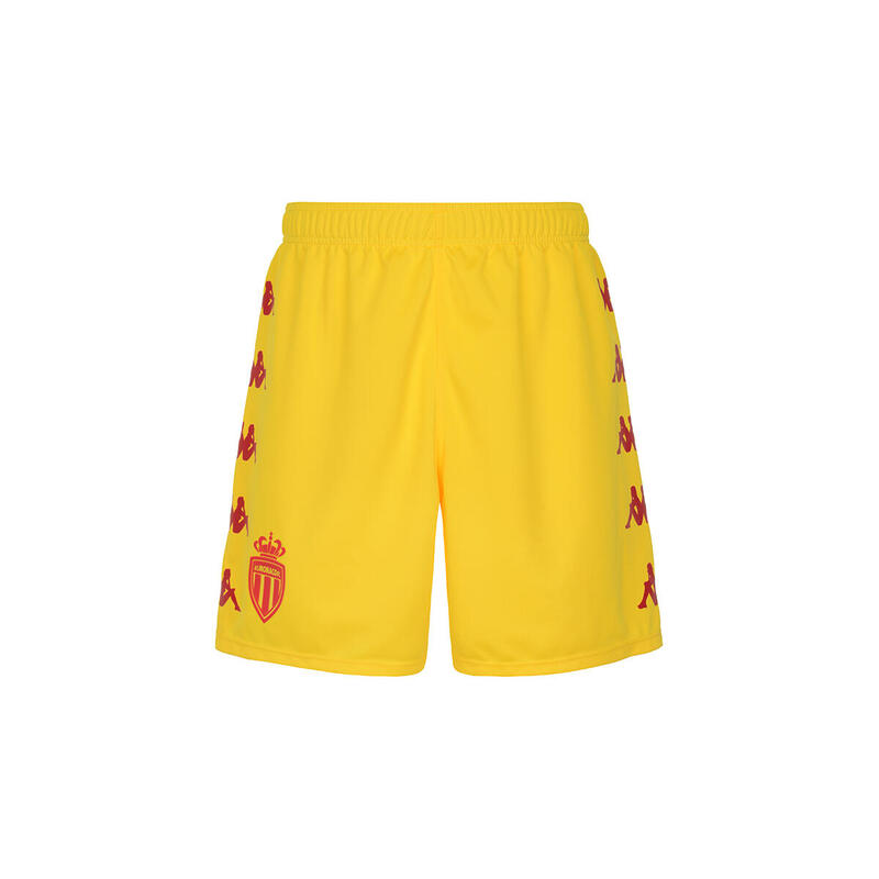Short gardien domicile authentique AS Monaco 2021/22