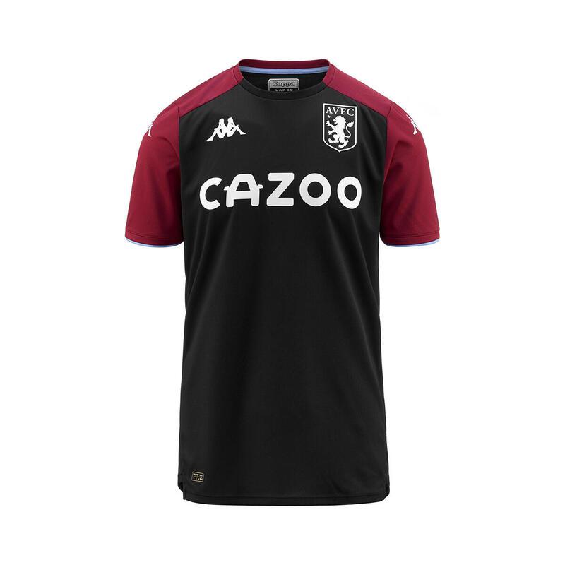 Maillot training Aston Villa FC 2021/22 abou pro 5