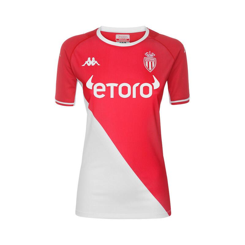 Maillot domicile femme AS Monaco 2021/22