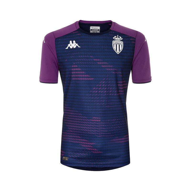 Maillot training enfant AS Monaco 2021/22 aboupre pro 5