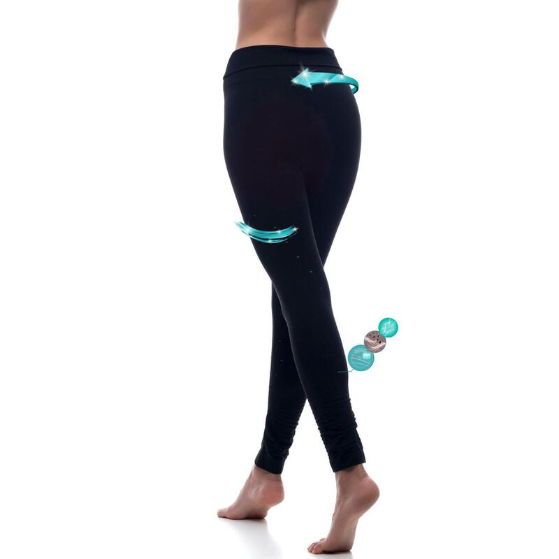 Leggins amincissants auto-massantes, Namaste.