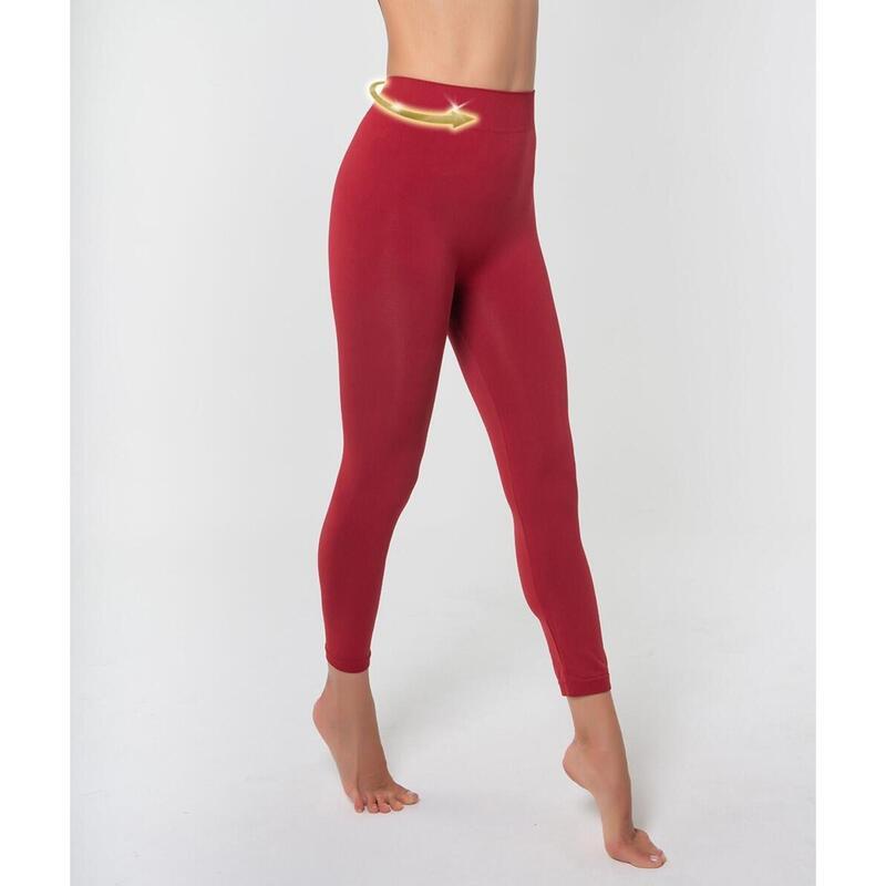 Legging raffermissant 200 den, composé de fibres Emana®. Noah