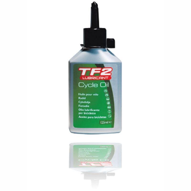 Weldtite TF2 Bike chain oil - 125ml