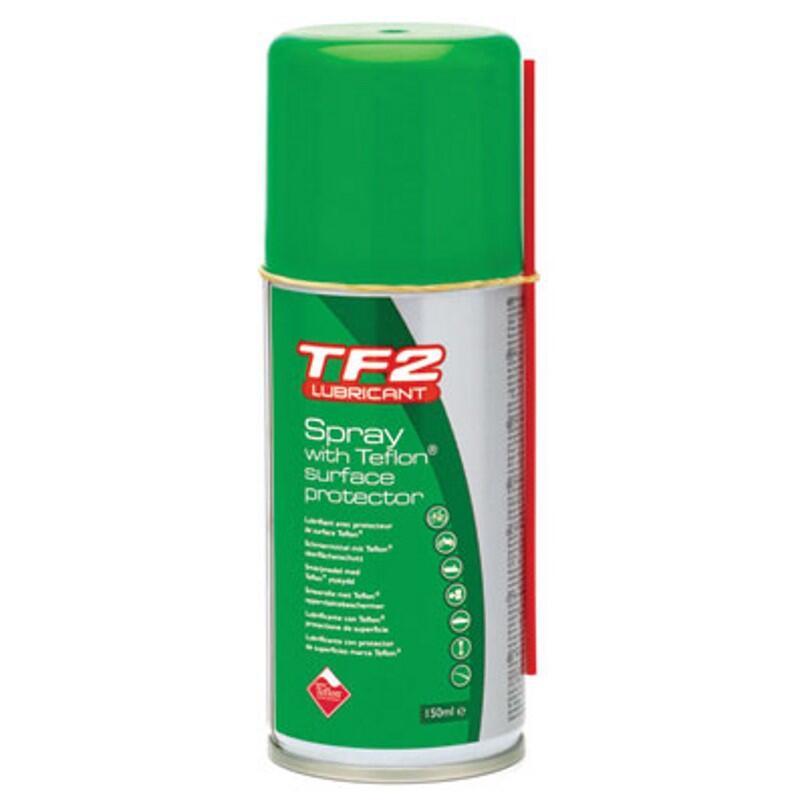 Weldtite TF2 Bike Spray chain oil 150ml