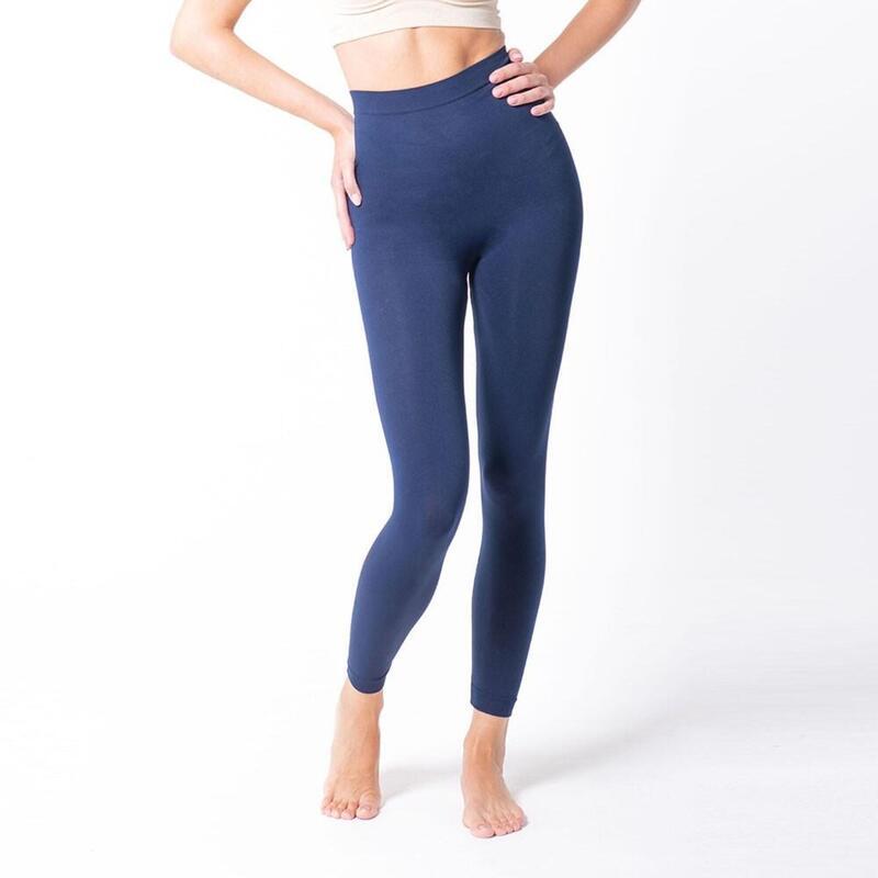 Legging push-up raffermissant 160 den composé de fibres Emana® Lena