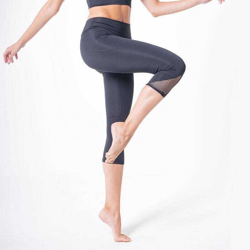 Legging compressif avec filet, Mantra