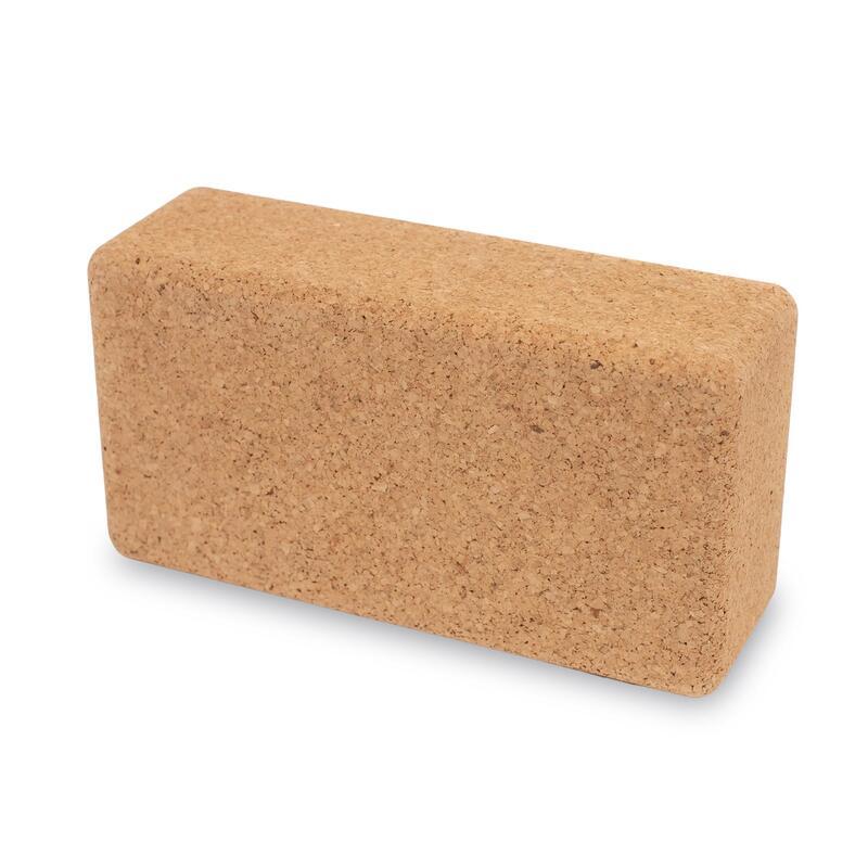 Natural Cork Space Yoga Block