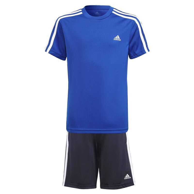 Ensemble t-shirt et short adidas Designed 2 Move