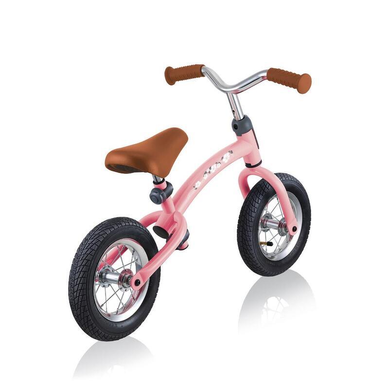 Globber by Plum® Go Bike Air - Pastel Pink