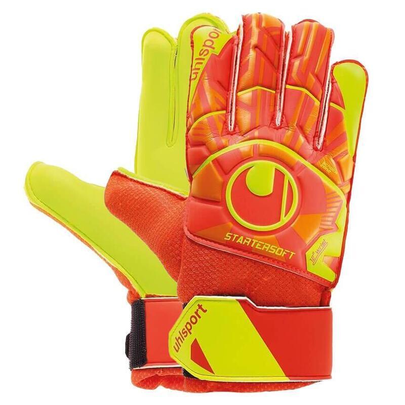 Uhlsport Dynamic Impulse Starter Soft Goalkeeper Gloves