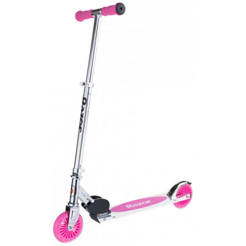 A125 Scooter - Pink GS