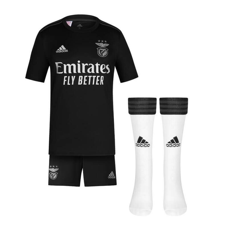 Mini Kit Maillot Extérieur Adidas SL Benfica 2020-21