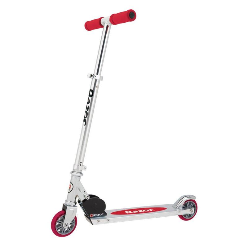 A125 Scooter - Red GS