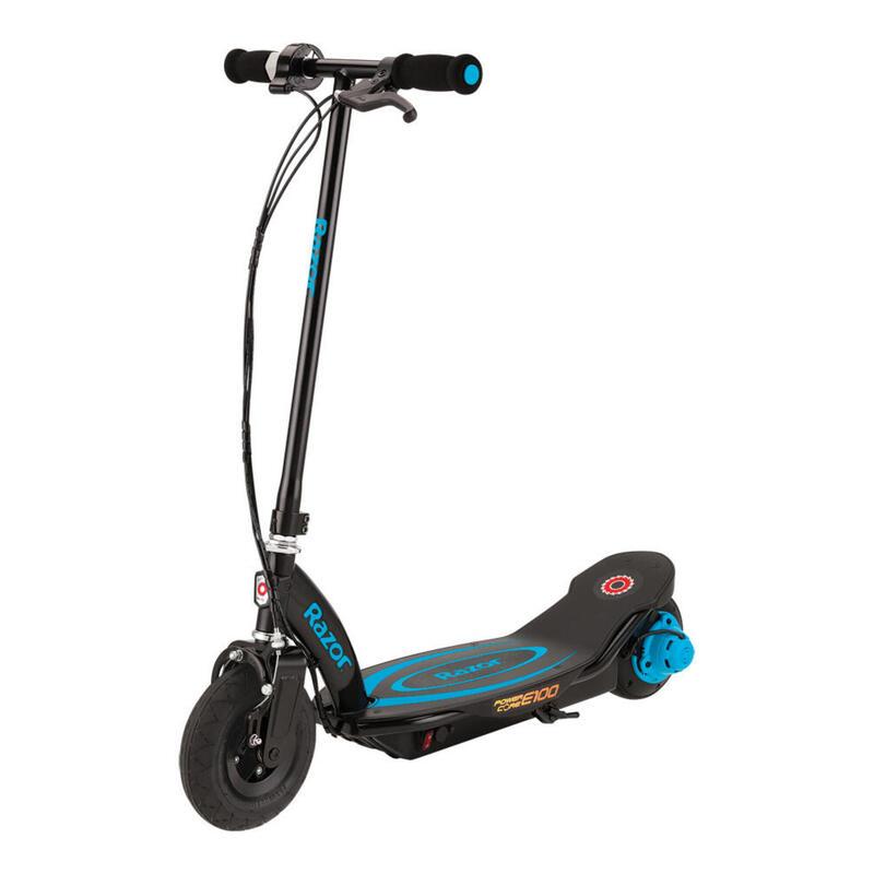 Power Core E100 -Trottinette électrique Enfant - Blue