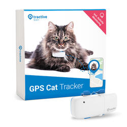 Tractive GPS traqueur pour chats