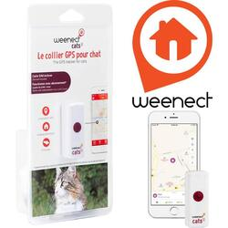 Weenect GPS traqueur pour chats