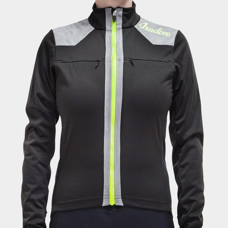 Womens Merino Membrane Softshell Jacket