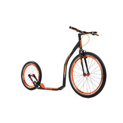"Urban 4.3 Black - Orange 26"" / 20"" Schwalbe Big Apple"