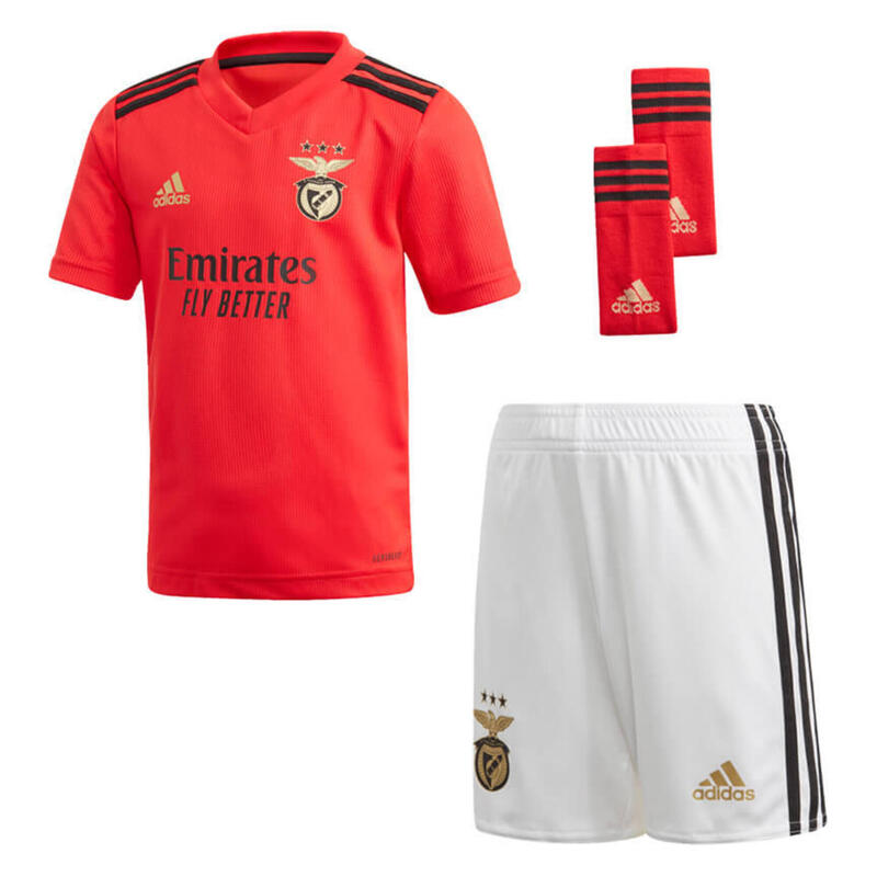 Mini Kit Maillot Domicile Adidas SL Benfica 2020-21