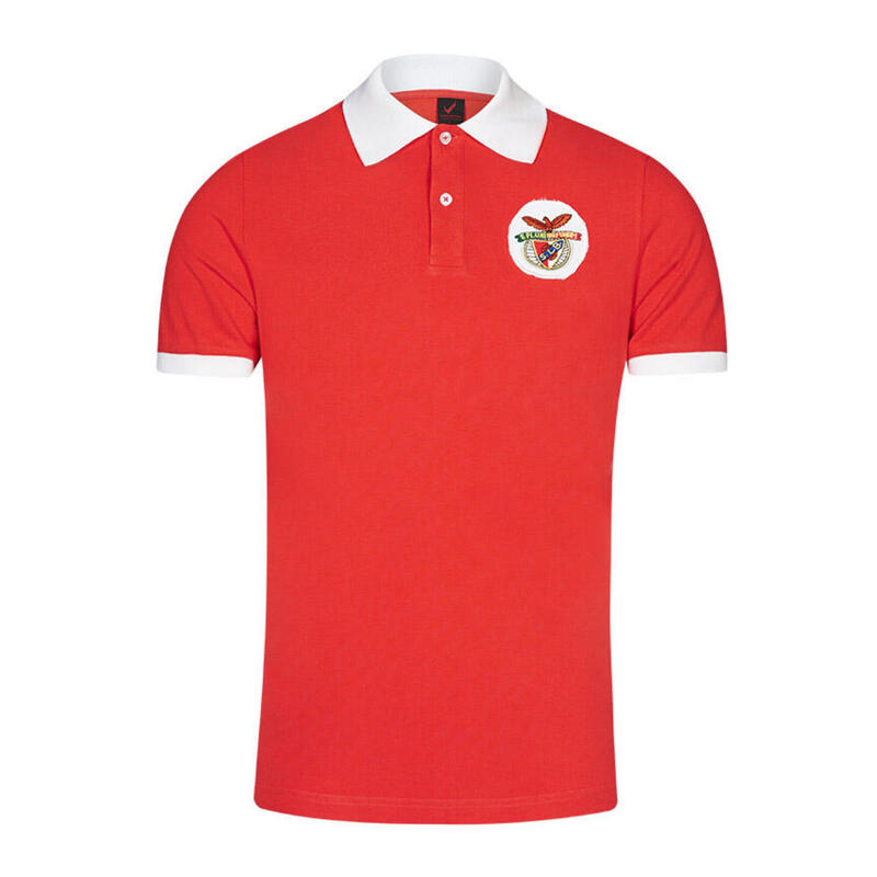 SL Benfica 70's Polo