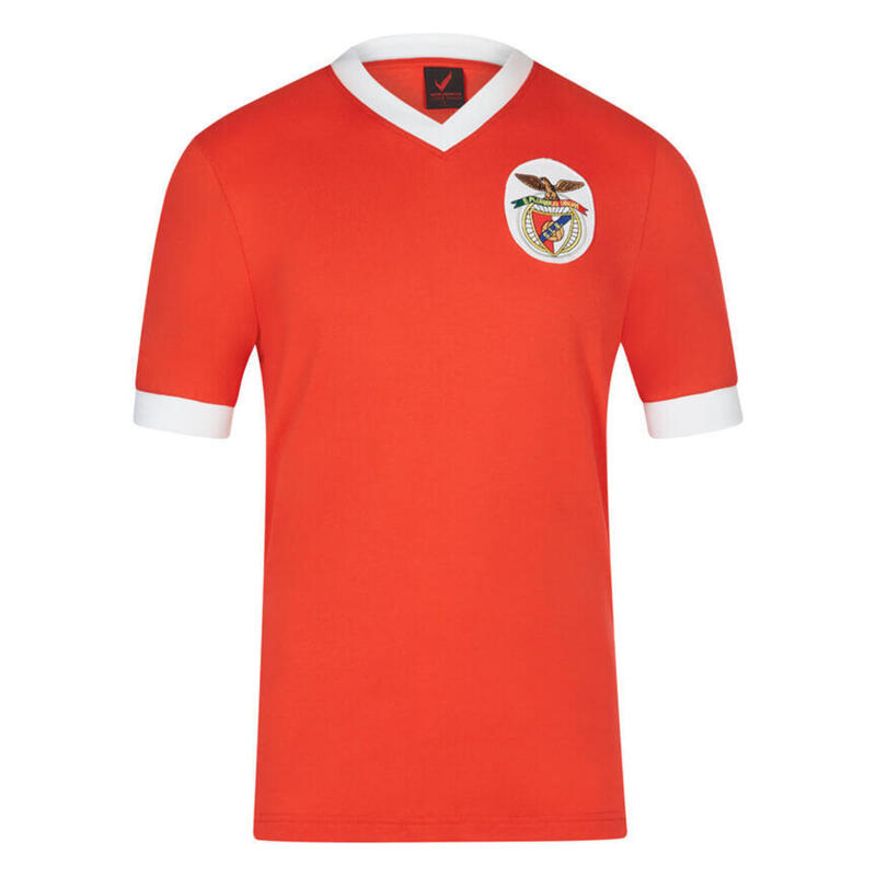 Maillot Rétro Benfica Champion Latine 1950