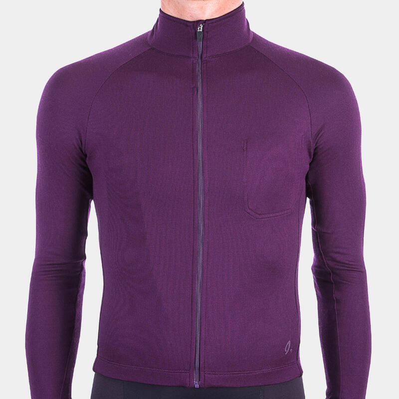 Long Sleeve Jersey Potent Purple