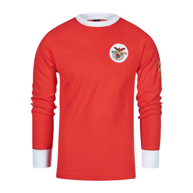 Maillot manches longues SL Benfica 60's