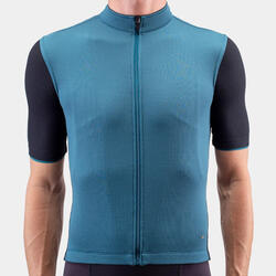 Signature Cycling Jersey Atlantic Blue/black