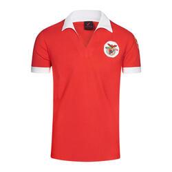 Polo Retro Benfica Europees Kampioen 1961