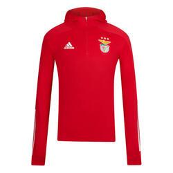 Adidas SL Benfica rode sweater met capuchon 2020-21