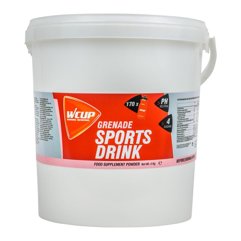 Sports Drink Grenade 5000 G