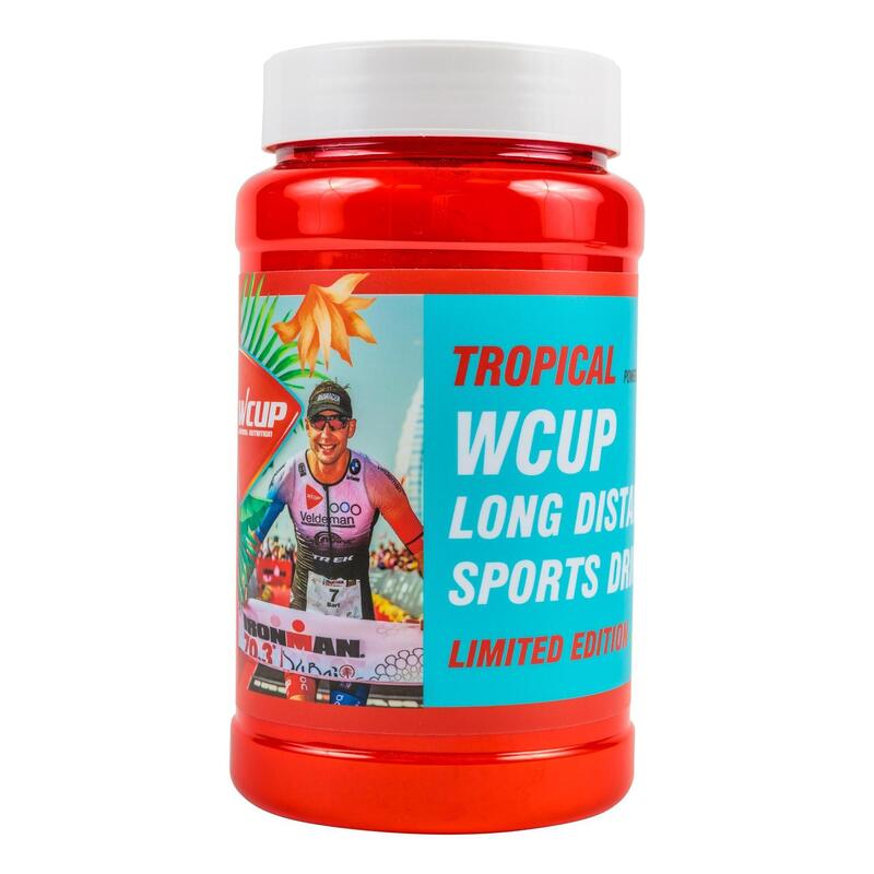 WCUP Long Distance Sports Drink (Limited Edition)