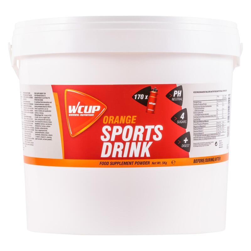 Sports Drink Orange 5000 G