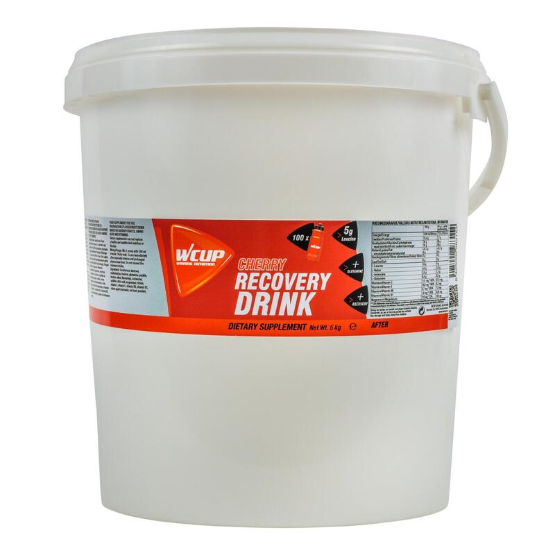 Recovery Drink Cherry 5000 G
