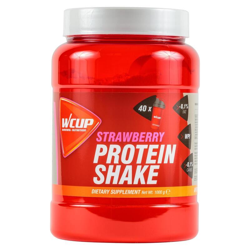 Protein Shake Strawberry 1000 G