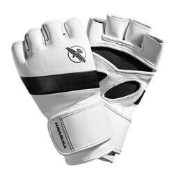 Gants de MMA Hayabusa T3 – 4 oz – blanc/noir
