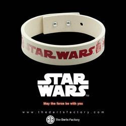Star Wars - Power Band (White)