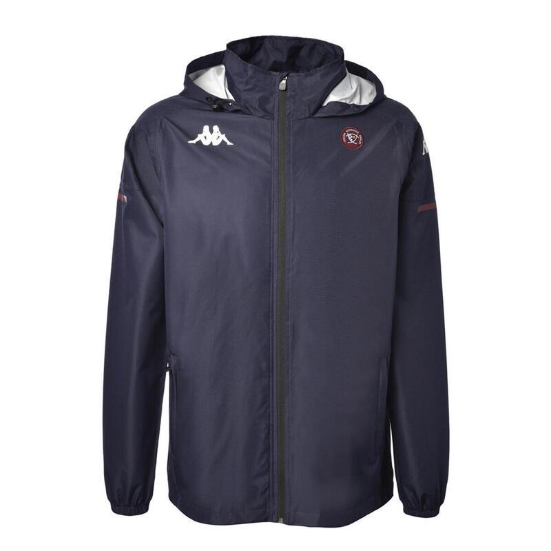 Veste d'entraînement Union Bordeaux-Bègles 2020/21 adverzip pro 4
